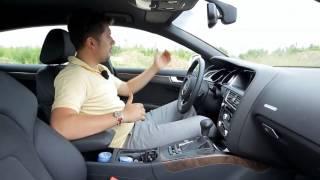 Audi A5 Sportback Тест-драйв. Антон Воротников