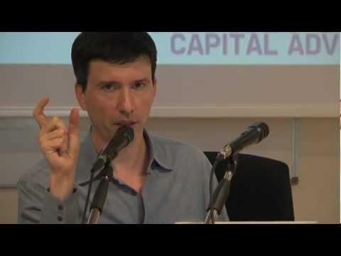 Global Shapers Rome Hub - Jason Best on crowdfunding