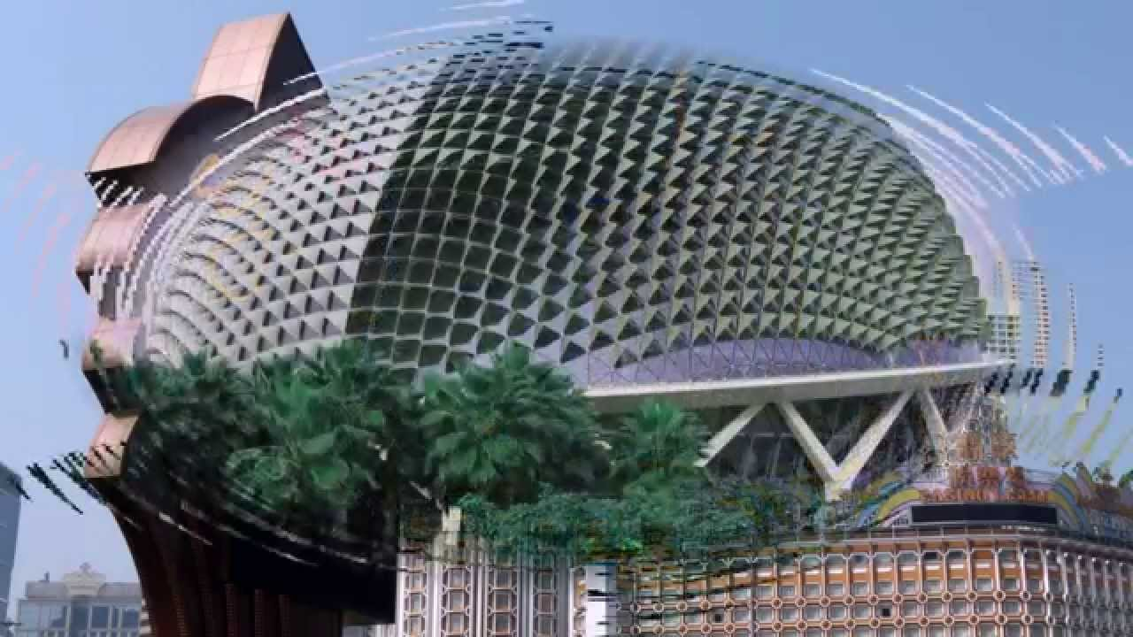 top 20 architectural masterpieces of the modern world youtube - Greatest Architect In The World