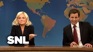 Really?!? With Seth, Amy and Tina - Saturday Night Live