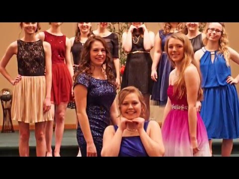South Christian High School's 2016 Winterfest pre-dance photo shoot
