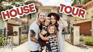 SLYFOX FAMILY HOUSE TOUR!! | Slyfox Family