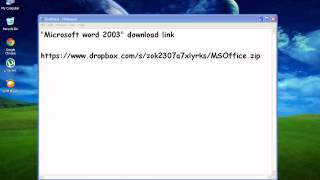 Microsoft word 2003 download