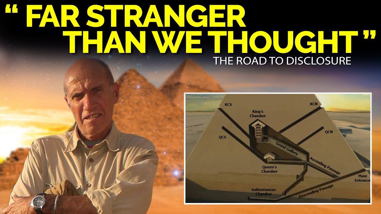 Download Far Stranger Than We Initially Thought... Mysteries of the Great Pyramid