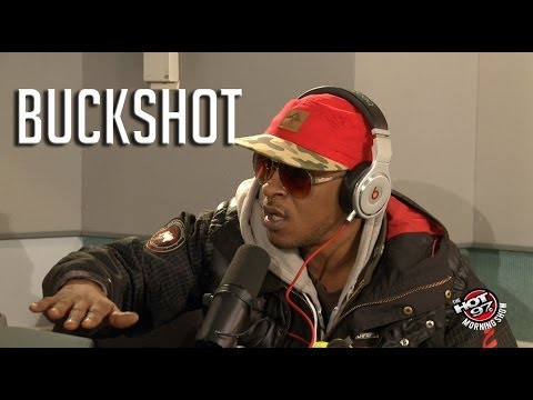 Buckshot & Old Man Ebro go to war -- HipHop's minors & major