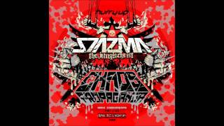 Stazma The Junglechrist - 03 Nuisance 4 feat Le Crabe