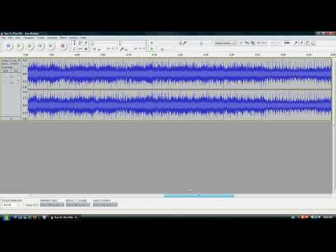 How to Download and Install Audacity 1.3.9 (Beta) with the LAME mp3 encoder v3.98.2