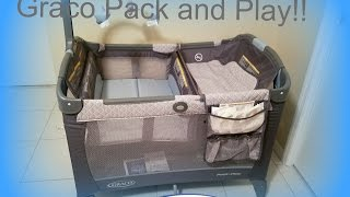 Graco Pack n Play l Product Review