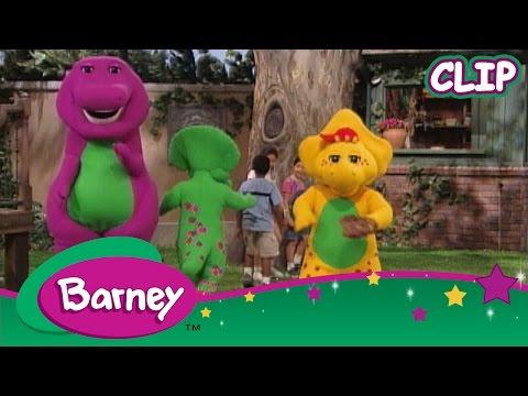 Barney - Baby Bop Plays Olympic Baseball