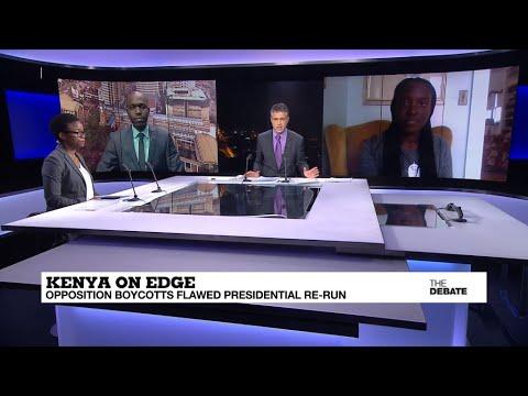 Kenya on edge: Was the presidential re-run worth it?