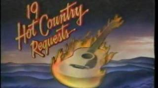 19 Hot Country Requests album ad - ca. 1984-85