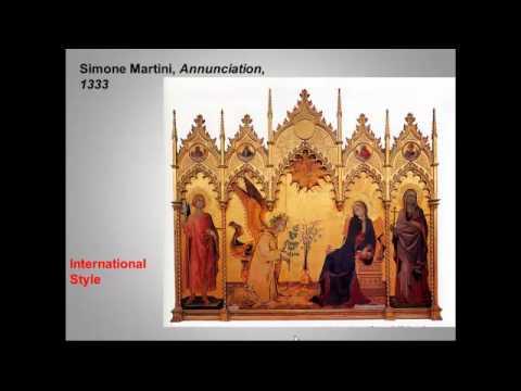 14th Century Italian art, continued