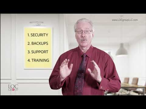 Avoid Technology Pitfalls-The LOC Group - Business Advice Web Series Episode 21