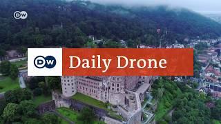 #DailyDrone: Heidelberg Castle | DW English