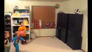 Titus the WONDER CHILD PART 2 3 years old Child is Basketball Talent Wonder