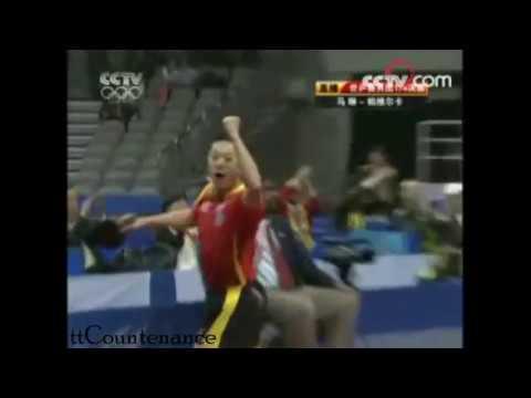 WTTC: Ma Lin-Tomas Pavelka