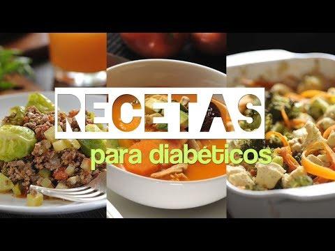 libro de recetas de dieta para la diabetes