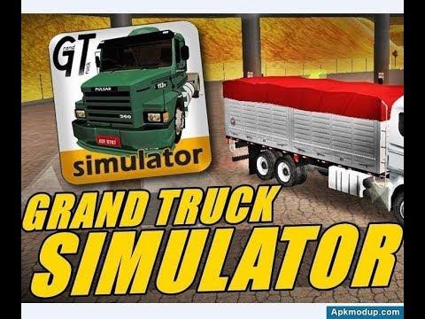 تحميل لعبة grand truck simulator 2 مهكرة للاندرويد