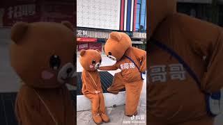 Tik tok Trung Quốc : Gấu lầy đã trở lại và lợi hại hơn xưa