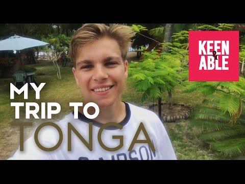 My Trip to Tonga!