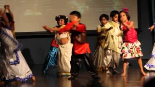 Sam Dance Annual Day Little Elly -  Yeh Duniya Ek Dulhan Pardes