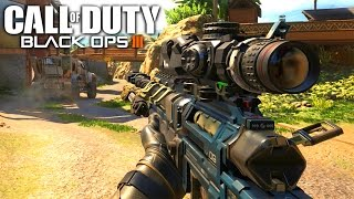 Call of Duty: Black Ops 3 Sniper Gameplay! COD BO3 Multijoueur
