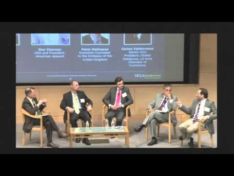 March 2013 Economic Outlook - Executive Panel