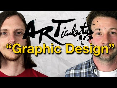 ARTiculate Episode 21 - Graphic Design