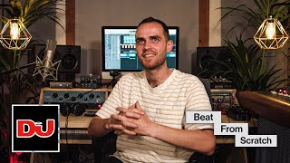 Jordan Rakei makes a soulful track from scratch | Beat from Scratch