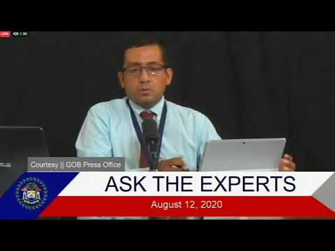 Ask the Experts: Dr. Marvin Manzanero, Director of Health Services.