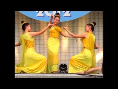 Lao Traditional Dance