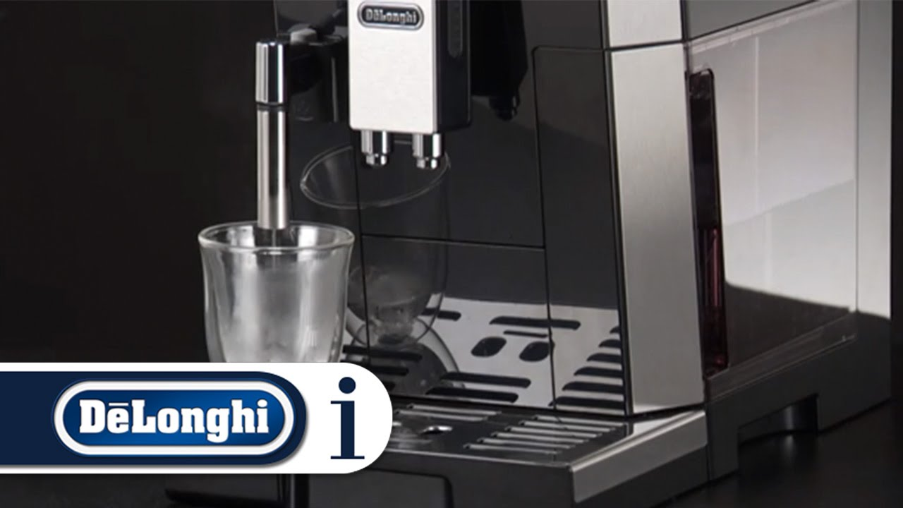 How To Deliver Hot Water With Your Delonghi Eletta Cappuccino Ecam
