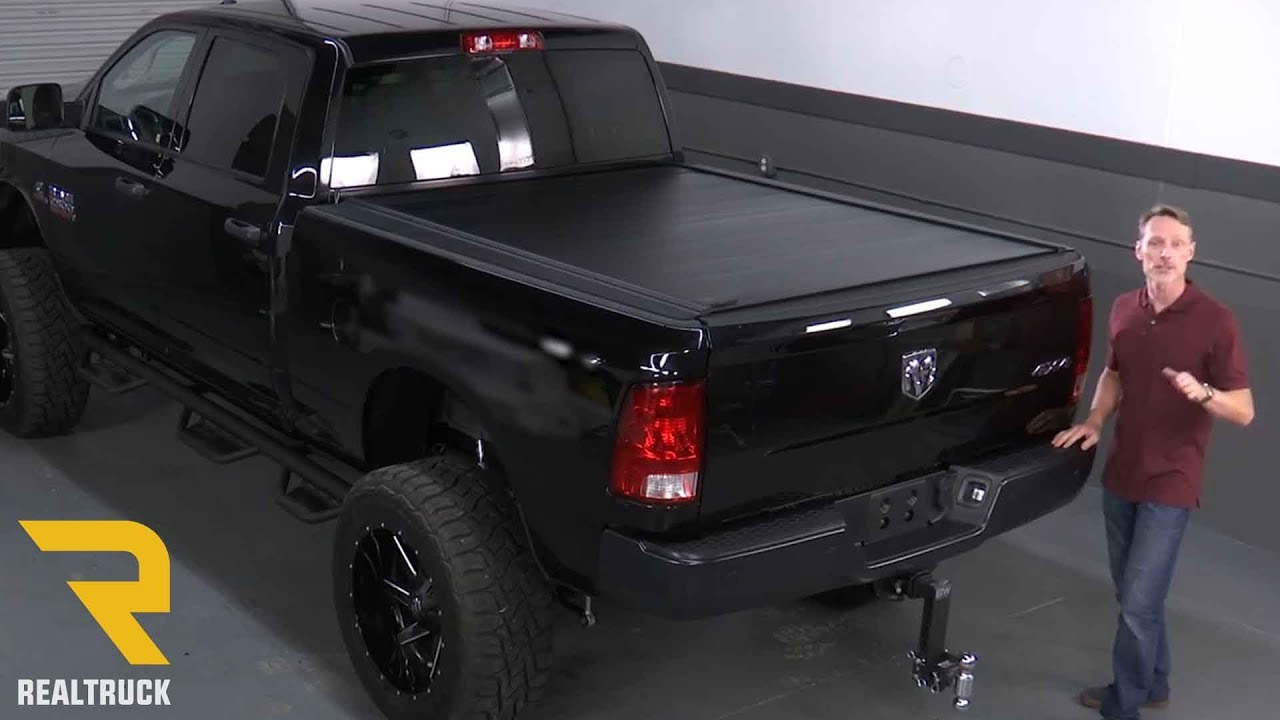 How To Install Gatortrax Mx Tonneau Cover On A 2016 Dodge Ram 2500 Youtube