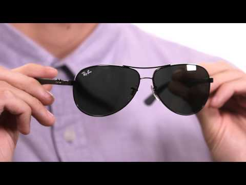 Product Review: Ray-Ban RB8313 Sunglasses