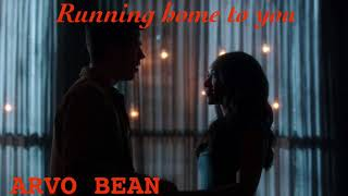 The Flash- Grant Gustin- Running Home to You- cover- ARVO BEAN