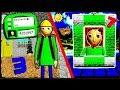 Minecraft BALDI - How to Make a Portal to BALDI'S FIELD TRIP