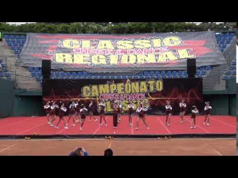 Colegio Grace School - Cheer School Nivel 1 - Junior