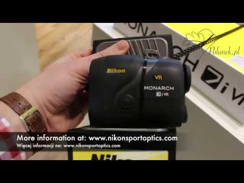 New nikon rangefinder monarch i vr iwa youtube