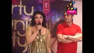 PARTY PUNJABI STYLE Come Back Song Of Daler Mehndi With Rakhi Sawant 2016