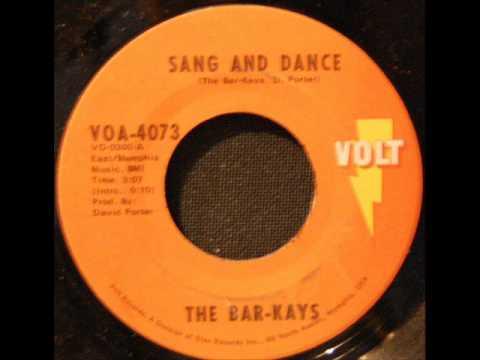 Bar-Kays - Sang And Dance / I Thank You