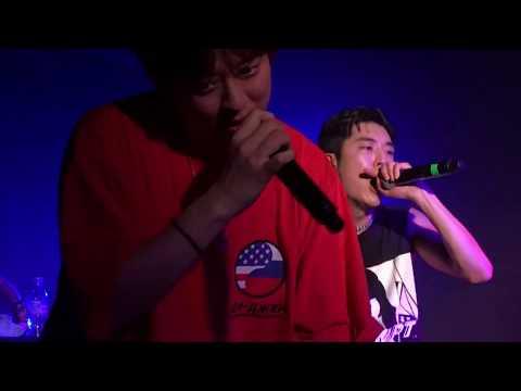 [HQ] ROCKBOTTOM i11evn (일레븐) - DO IT Live feat Kidoh & Supreme Boi -