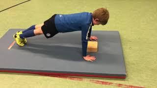 Physical Testing KAA Gent U11 - U12