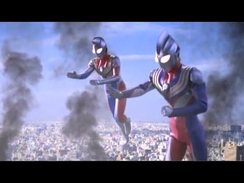 Ultraman Tiga & Dyna :Los Guerreros de la Estrella de la Luz  Español Latino