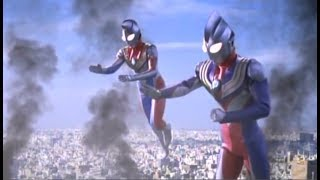 Video Ultraman Tiga & Dyna :Los Guerreros de la Estrella de la Luz  Español Latino download MP3, 3GP, MP4, WEBM, AVI, FLV September 2018