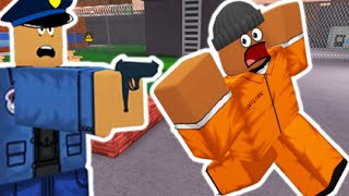 HOW TO BE A COP! | Roblox Redwood Prison