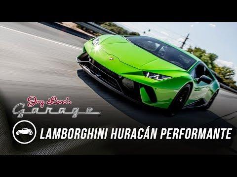 2018 Lamborghini Huracán Performante - Jay Leno