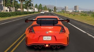 The Crew 2 - Nissan 370Z Nismo 2016 - Customize | Tuning Car (PC HD) [1080p60FPS]