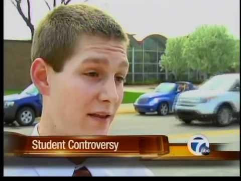 Student newspaper censored?