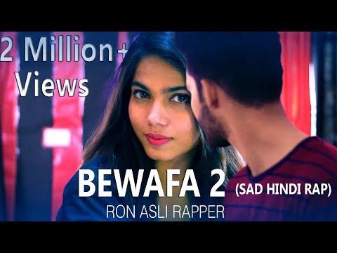 Bewafa 2 | Hindi Rap | True Sad Love Story | Ron Asli Rapper | Sundaram |