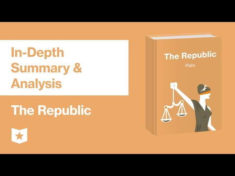 The Republic by Plato | In-Depth Summary & Analysis